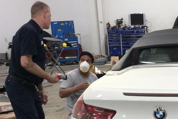 Auto Body Repair Image