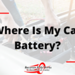 Where Is My Car Battery?